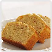 いちごジャムのパウンドケーキ