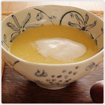 冷製コーンスープイメージ