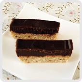 いちご風味のチョコクッキー