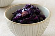 紫キャベツとベーコンピクルスイメージ
