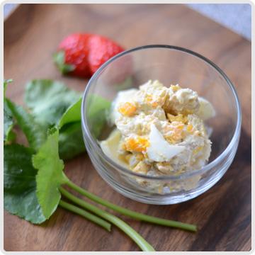 おとなの里芋サラダイメージ