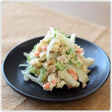 酢玉ねぎポテトサラダイメージ