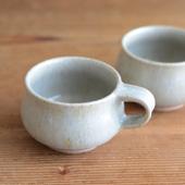 灰釉マグカップ(単品)詳細