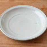 灰釉7寸皿(単品)
