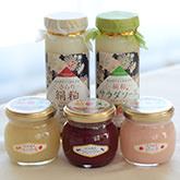 絹粕調味料&スイーツデザート『粕愛ス』